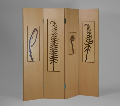 Fern Folding Screen