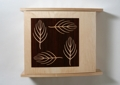 Dogwood Leaf Wall Box