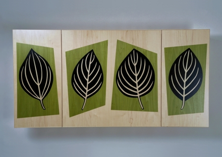 Dogwood Leaf Desk